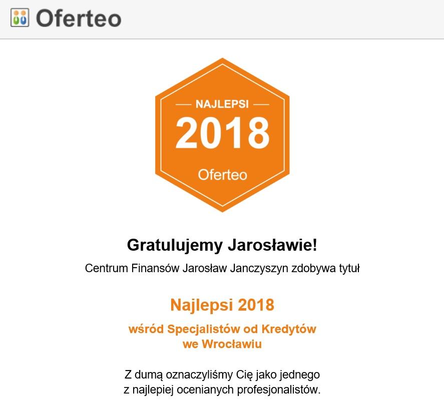 najlepsi 2018